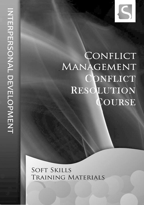 Conflict Management Conflict Resolution Course